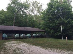 Miner's Camp & Shelter