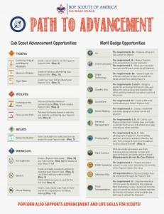 Flyer - Path To Advancement