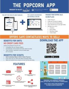 Flyer - How To Use App For Leaders