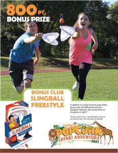 Flyer - 800 Point Bonus Club